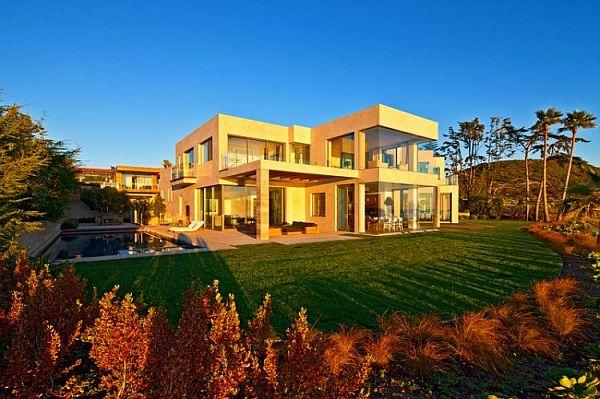 Stunning House in Malibu-Birdview Residence