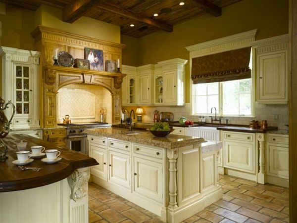 Open Kitchen Plans With Island kitchen layout ideas