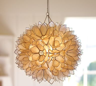 Lotus pendant view in gallery aloadofball Image collections