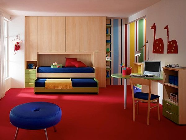 10 beautiful kids rooms ideas How to make room attractive
