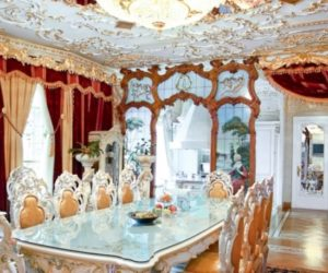 Elegant Queen Chair By Smania · Gorgeous Luxurious Rococo Style Apartment  Design By Igor Gremitsky Home Design Ideas