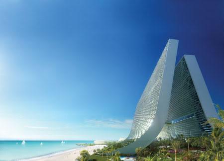 Beautiful Marina + Beach Towers By Oppenheim