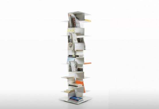 Beautiful Librespiral Bookcase By Gerardo Mari Photo Gallery