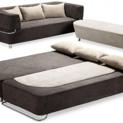 The convertible doc xl sofa bed designed for small spaces - Sofa small spaces collection ...