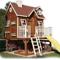 Exceptional Fun Playhouse Designs For Kids Nice Design