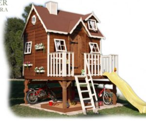 Fun playhouse designs for kids