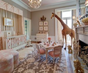 10 Cute And Classy Nursery Design Ideas