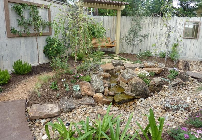 Marvelous How To Design And Create A Beautiful Rock Garden Amazing Ideas