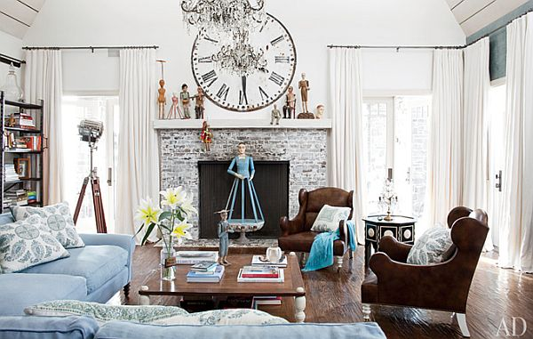 Homey Living Room 12 ideas for designing your living room