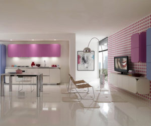 Modern Urban Kitchen Ideas by Euromobil