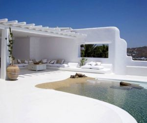 Mina One Villa in Mykonos-A Gorgeous Private Retreat