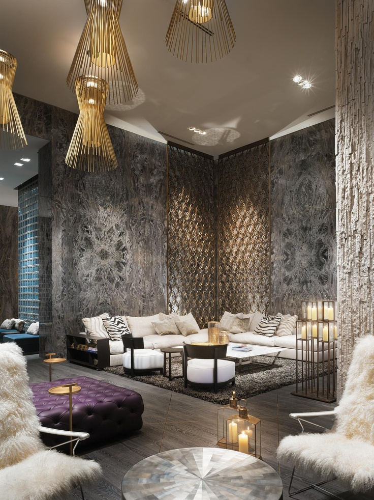 How to decorate a lobby for W hotel bedroom designs