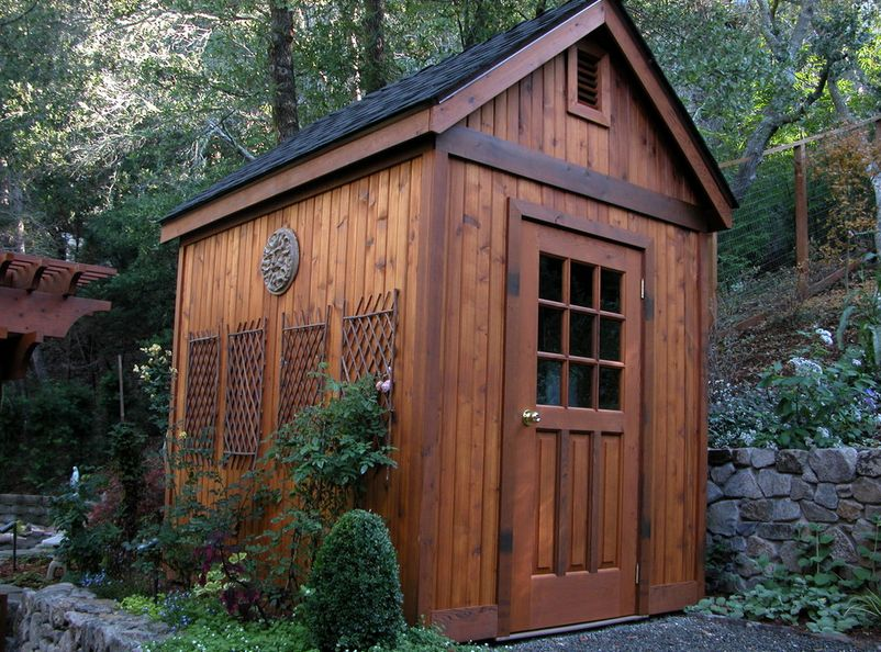 How To Build A Storage Shed From Scratch – Wooden Garden Shed Plans