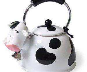 Funny Cow Tea Kettle