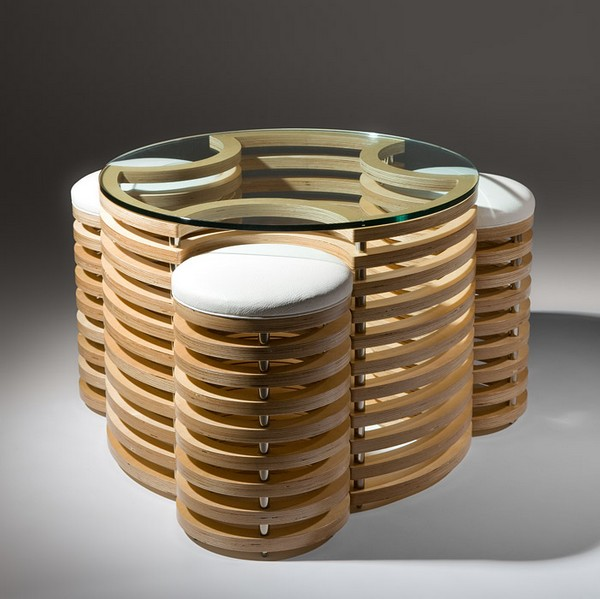 3D Furniture Collection By Martin Gallagher