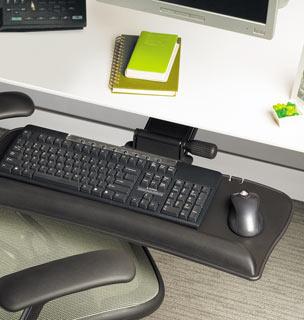 Prospero Keyboard Support  from Knoll