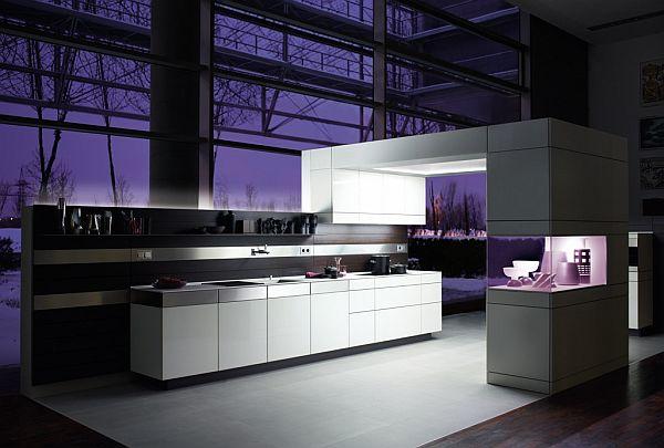 Purple Kitchen Inspiration Ideas