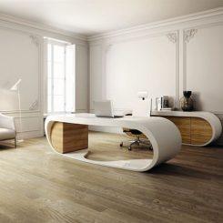 Aerodynamic Google Desk By Danny Venlet