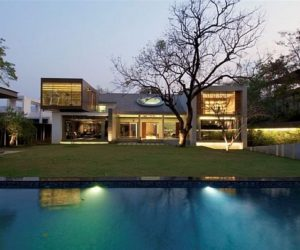 The New Hyderabad House by Rajiv Saini & Associates