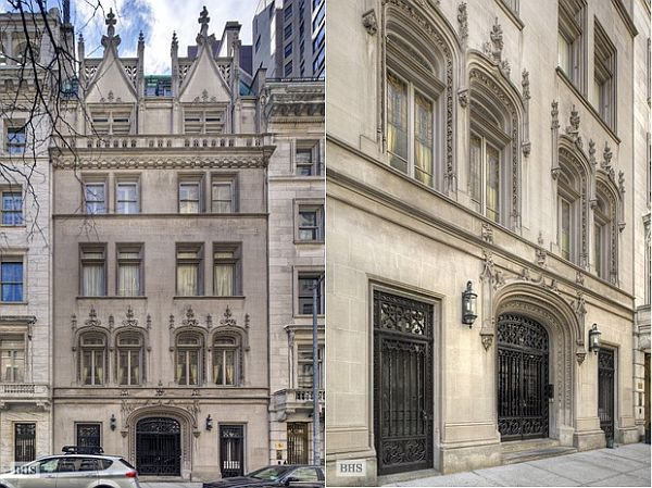 Most expensive mansion in manhattan for sale for Apt for sale in manhattan