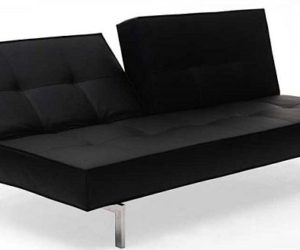 Modern double back sofa bed