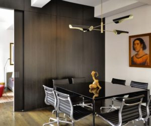 10 Fresh And Casual Dining Room Designs · 13 Reasons Why Black Dining  Tables Work In Any Interior