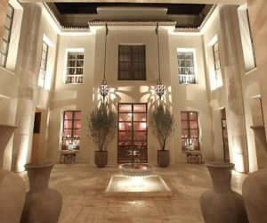 Riad Joya Hotel in Marrakesh