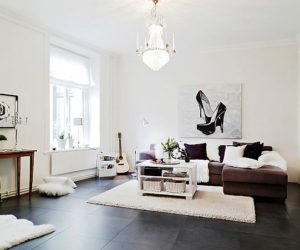 Another Scandinavian Style Apartment