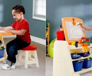 ... Doodle Art Desk For Kids