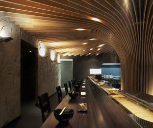 Modern TREE Restaurant in Sydney, Australia