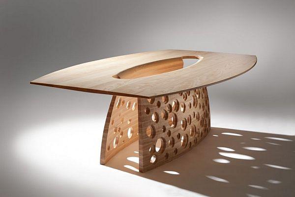 John Lees SALCOMBE Table - Coffee table no legs