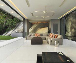 Villa Amanzi on Thailand by Original Vision Ltd