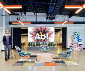AOL Offices Interior Design Pictures