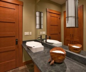 How To Emphasize The Elegance Of Wood Doors In Interior Design