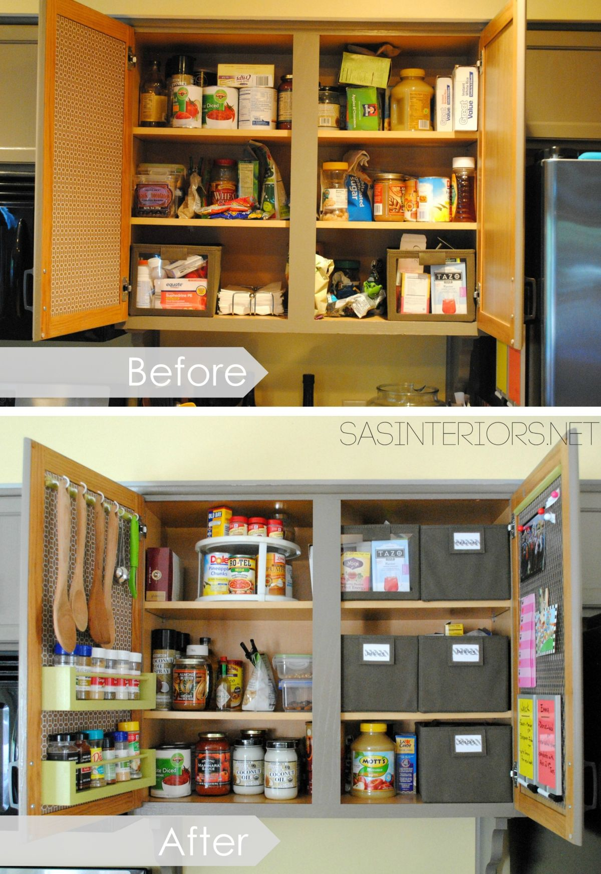 The Best How To Organize Small Kitchen Cabinets