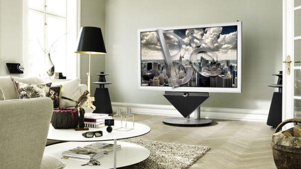 Huge 3d Plasma Tv For Your Living Room