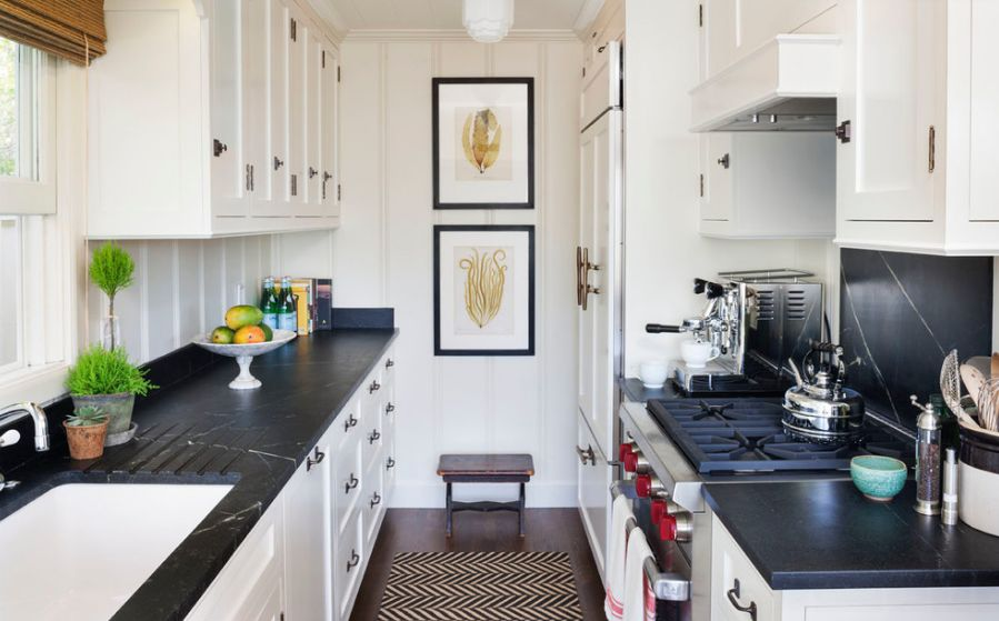 ways to organize a small kitchen | my web value
