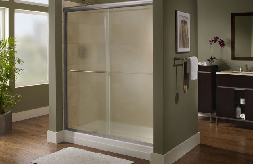 Different types of shower doors and their characteristics for Different door designs
