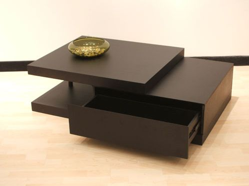 Sophia coffee table for Table moderne design