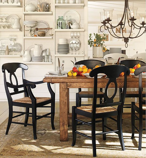 10 beautiful dining room design ideas for Beautiful dining room furniture