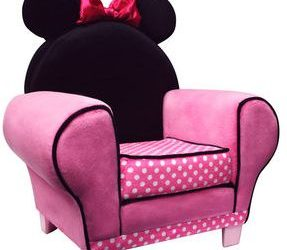 ... Minnie Mouse Chair For Kids Room