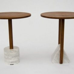 Simple But Reliable Foundation Side Table