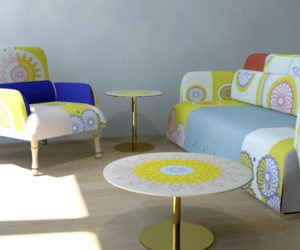 Colorful Furniture by Moroso