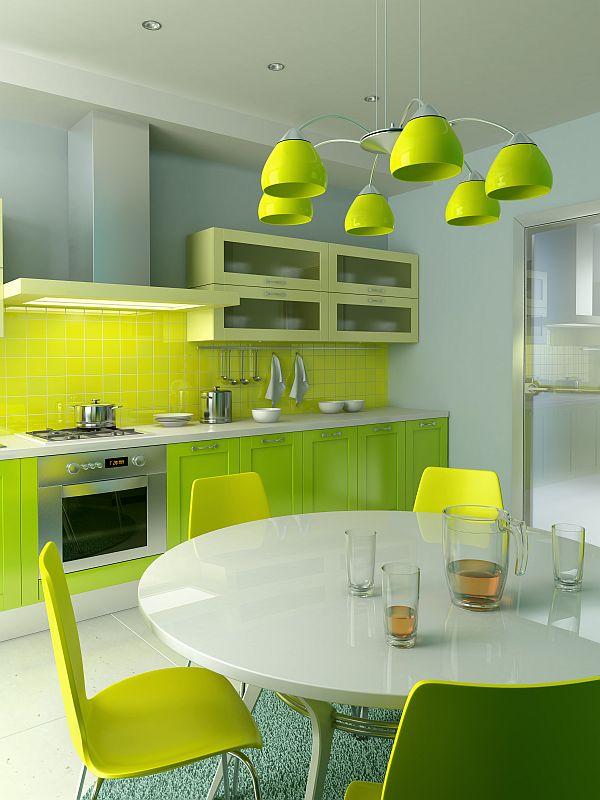 Green Kitchen Inspiration Ideas