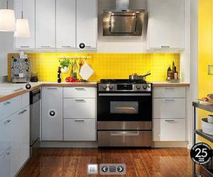 Wonderful Yellow Kitchen Inspiration Ideas Gallery