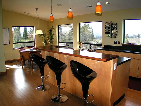choose kitchen bar stools swivel - Kitchen Table With Bar Stools