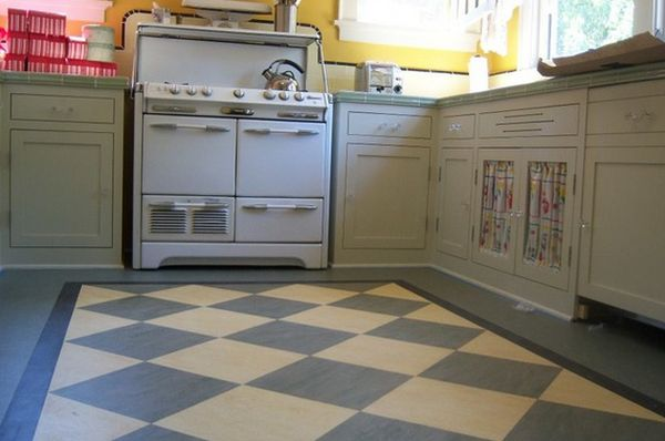 linoleum kitchen flooring options shopping for linoleum how to choose the right type 7128
