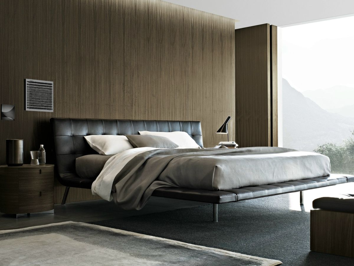 Platform Beds Pros And Cons : The pros and cons of faux leather beds