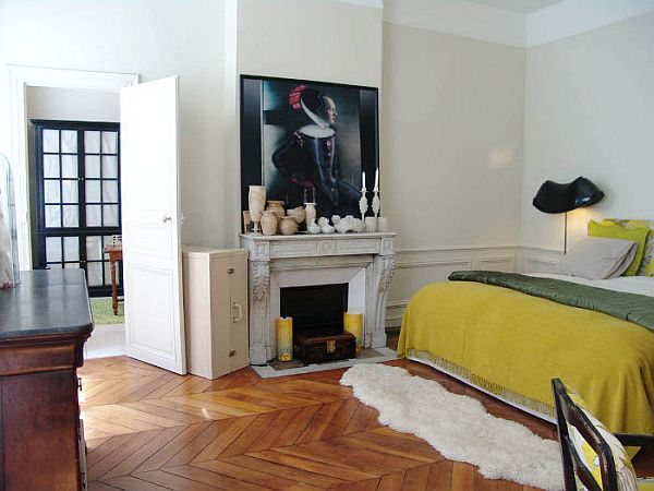 Fabulous French Apartment Interior Design