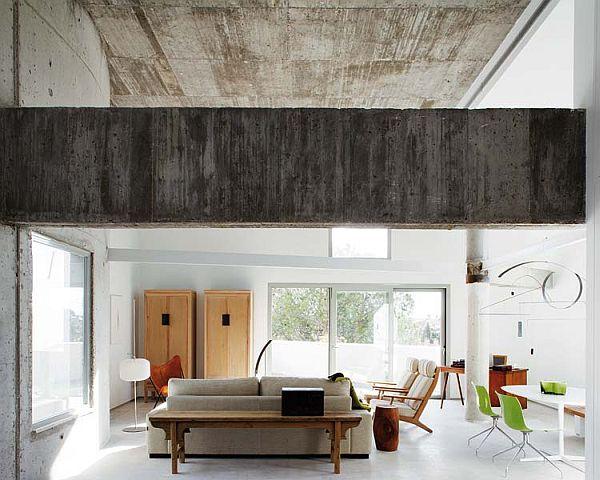 Dainty And Unique Apartment  U2013 Concrete Minimalism